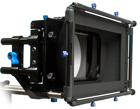 Red Rock Micro 4x5 3 stage Matte Box