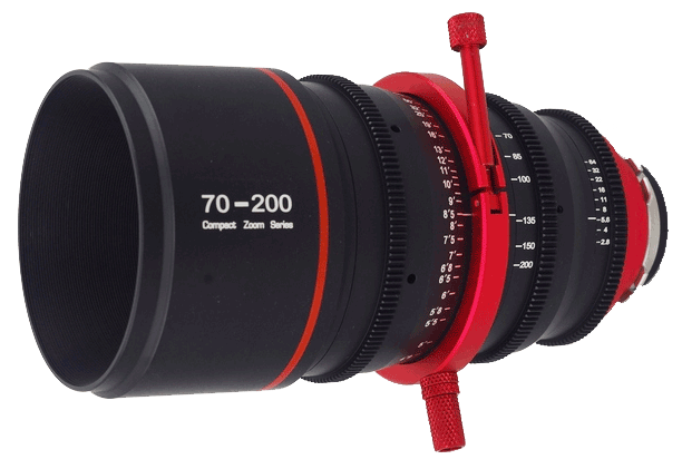 Canon PL Mount 70-200mm f/2.8 Zoom Lens