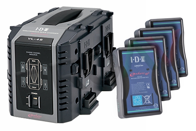 IDX Endura Battery System