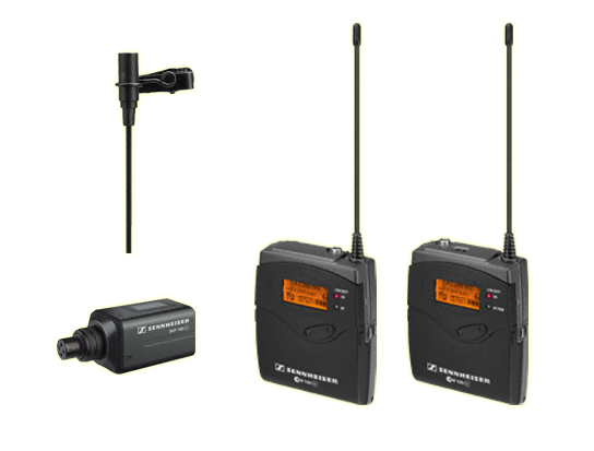 Wireless Lavs and Mics